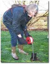 Teresa May goes Borehole Dipping